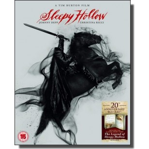 Sleepy Hollow [20th Anniversary Digibook] [Blu-ray]