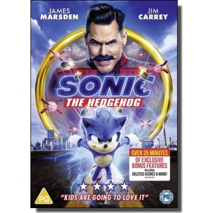 Sonic the Hedgehog [DVD]