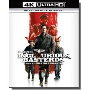 Inglourious Basterds [4K Ultra HD + Blu-ray]