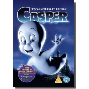 Casper [25th Anniversary Edition] [2DVD]