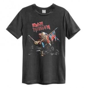 80s Tour Amplified Vintage Charcoal X Large T Shirt