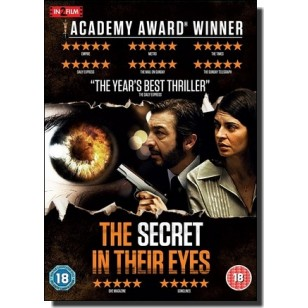 The Secret In Their Eyes / El secreto de sus ojos [DVD]