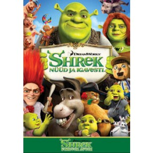 Shrek nüüd ja igavesti | Shrek Forever After [Blu-ray]