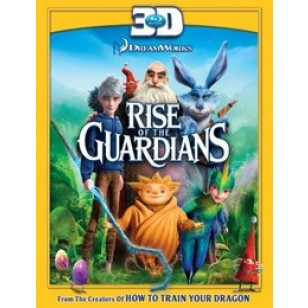 Rise of the Guardians [3D Blu-ray]