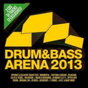 Drum & Bass Arena 2013 [2CD]