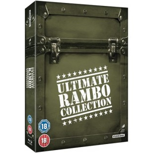 The Ultimate Rambo Collection [4x Blu-ray]