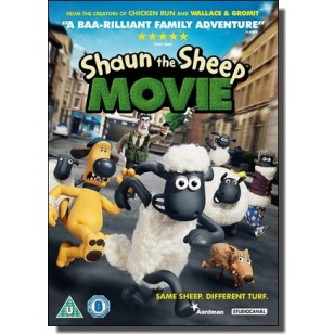 Shaun the Sheep - The Movie [DVD]