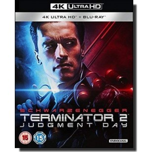 Terminator 2: Judgment Day [4K UHD+Blu-ray]