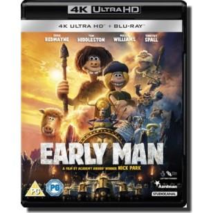 Early Man [4K UHD+Blu-ray]