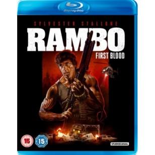 Rambo: First Blood [Blu-ray]