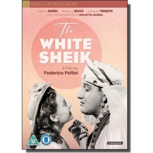 The White Sheik | Lo sceicco bianco [DVD]