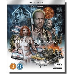 The Fifth Element [4K Ultra HD]