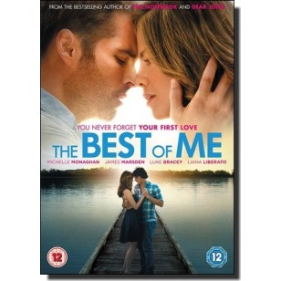 The Best of Me [DVD]