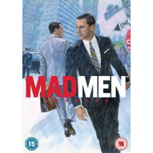 Mad Men - Complete Season 6 [3DVD]