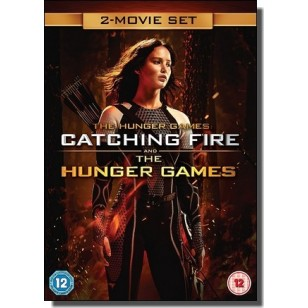 The Hunger Games / The Hunger Games: Catching Fire [2DVD]