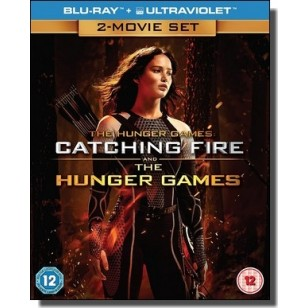 The Hunger Games / The Hunger Games: Catching Fire [2x Blu-ray]