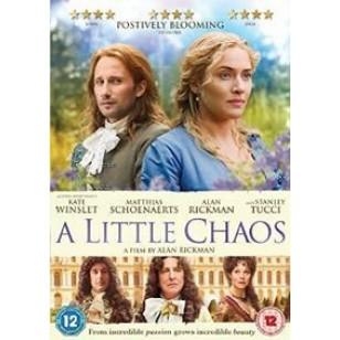A Little Chaos [DVD]