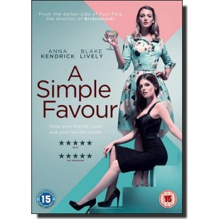 A Simple Favor [DVD]