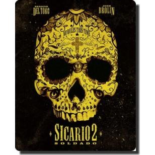 Sicario: Day of the Soldado [Steelbox Edition] [4K UHD+Blu-ray+DL]
