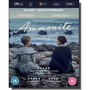 Ammonite [Blu-ray]