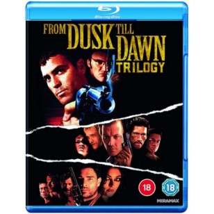 From Dusk Till Dawn Trilogy [3x Blu-ray]
