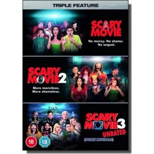 Scary Movie Trilogy [3x DVD]