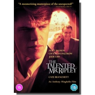 The Talented Mr. Ripley [DVD]