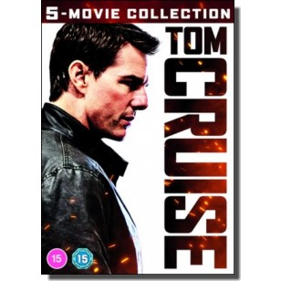 Tom Cruise: 5-movie Collection [5x DVD]