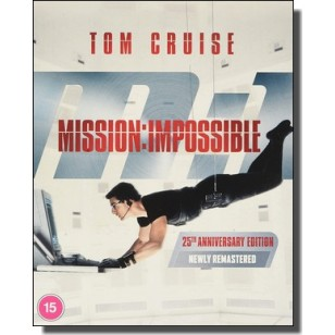Mission: Impossible [25th Anniversary Edition] [Blu-ray]