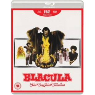 Blacula [Blu-ray + DVD]
