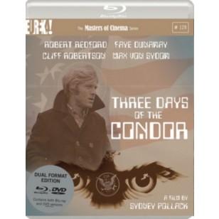Three Days of the Condor [Blu-ray + DVD]