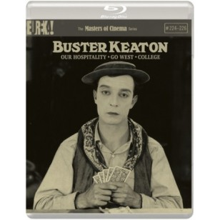 Buster Keaton: The Masters of Cinema Series [Blu-ray]