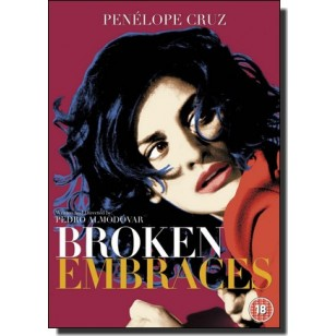 Broken Embraces | Los Abrazos Rotos [DVD]