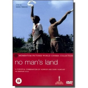 No Man's Land | Nièija zemlja [DVD]