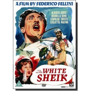 The White Sheik   Lo sceicco bianco [DVD]