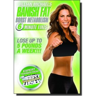 Banish Fat, Boost Metabolism [DVD]