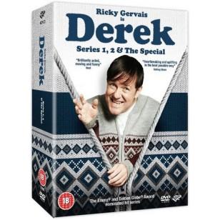 Derek: Complete Collection [3DVD]