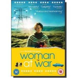 Woman at War | Kona fer í stríð [DVD]