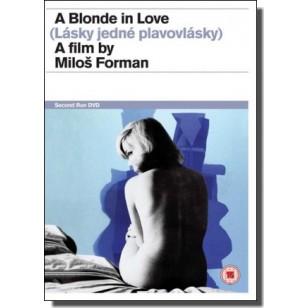 Loves of a Blonde | Lásky jedné plavovlásky [DVD]