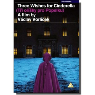 Three Wishes For Cinderella | Tri orísky pro Popelku [DVD]