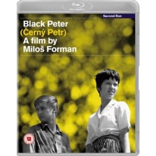 Black Peter | Cerný Petr [Blu-ray]