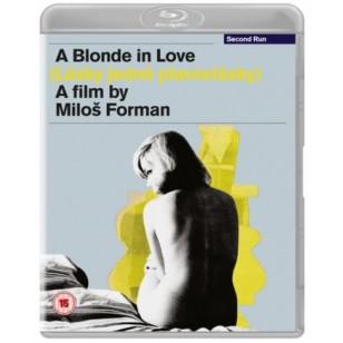Loves of a Blonde   Lásky jedné plavovlásky [Blu-ray]