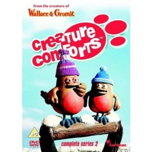 Creature Comforts: Complete Series 2 [3DVD]