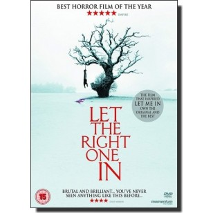 Let the Right One in [DVD]