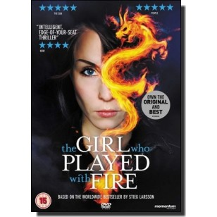 The Girl Who Played With Fire [DVD]