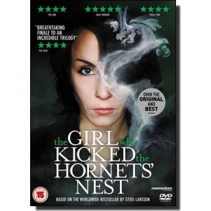 The Girl Who Kicked The Hornets' Nest [DVD]