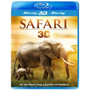 Safari [3D Blu-ray]