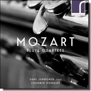 Flute Quartets [CD]