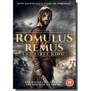 Romulus Vs. Remus - The First King [DVD]