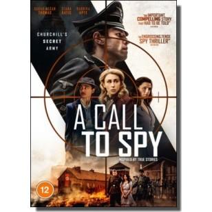 A Call to Spy [DVD]